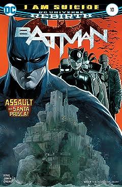 Batman (2016-) #10