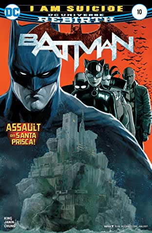 Batman (2016-) No.10
