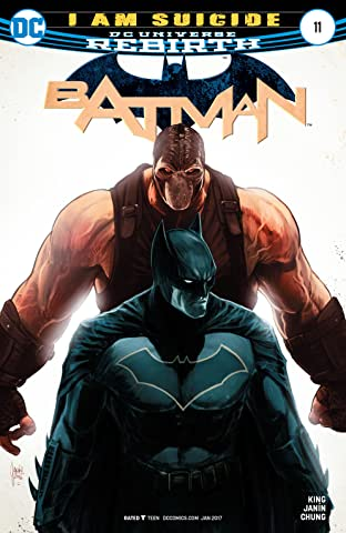 Batman (2016-) No.11