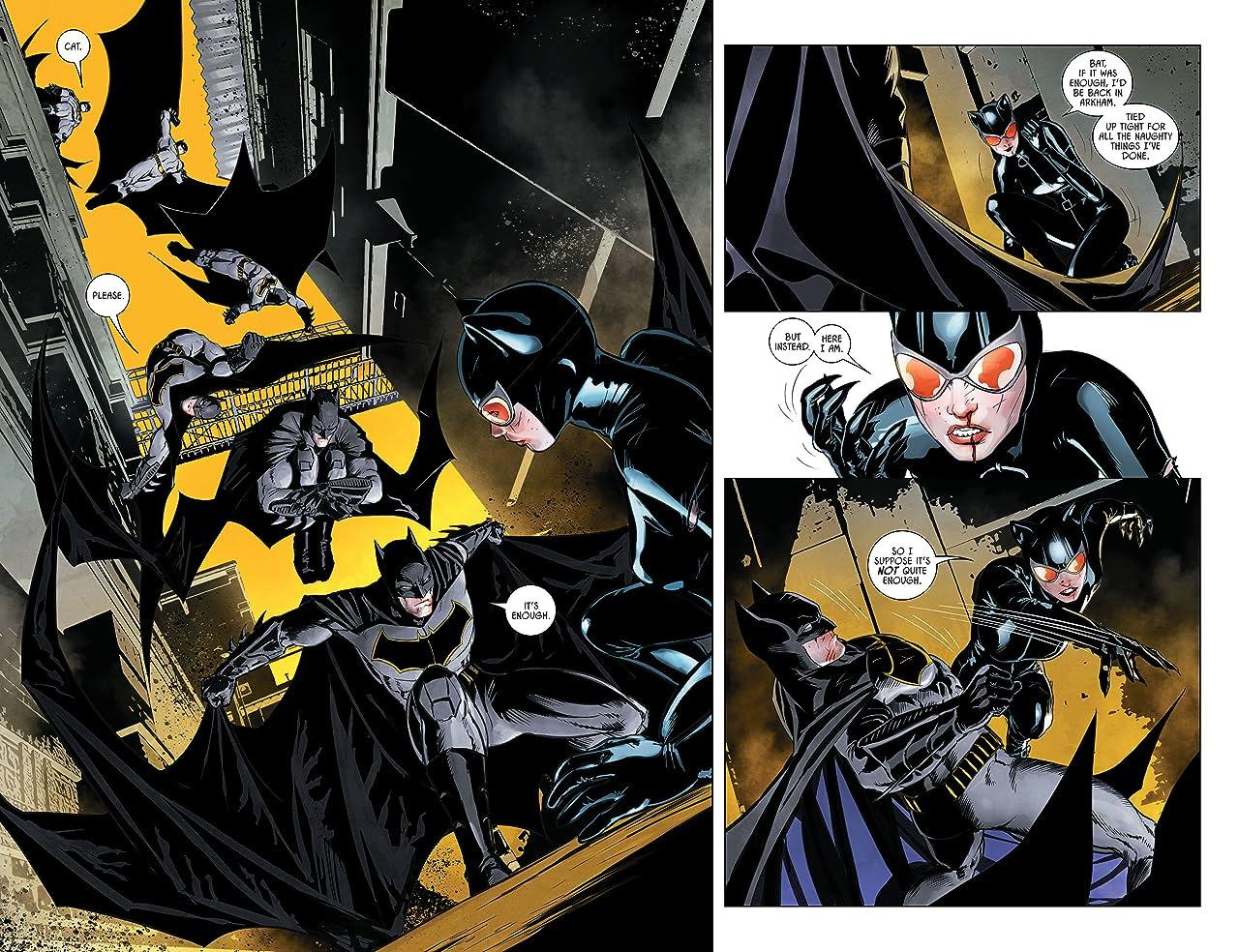 Batman (2016-) #11