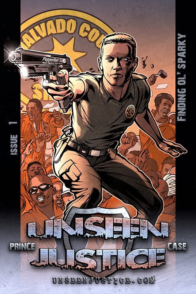 Unseen Justice #1
