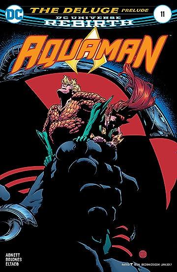 Aquaman (2016-) #11
