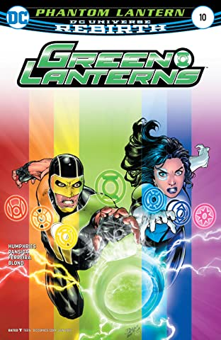 Green Lanterns (2016-) No.10