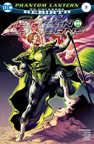Green Lanterns (2016-) No.11