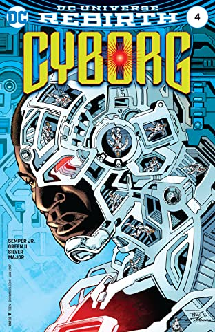 Cyborg (2016-2018) #4