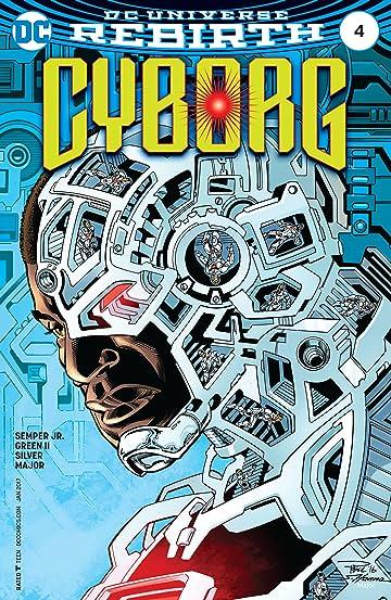 Cyborg (2016-) #4