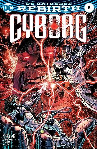 Cyborg (2016-) #5