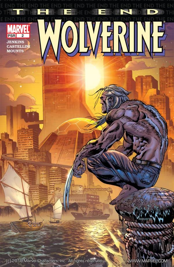 Wolverine: The End #2