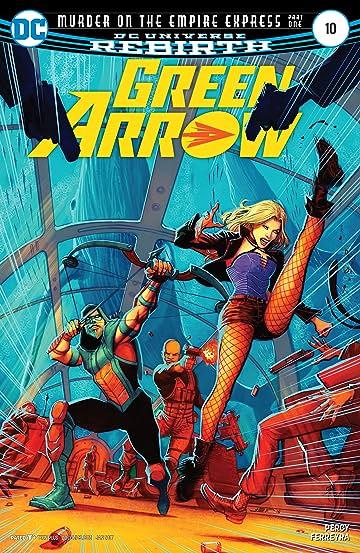 Green Arrow (2016-2019) #10