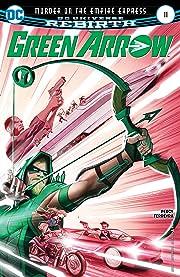 Green Arrow (2016-2019) #11