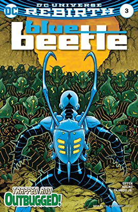 Blue Beetle (2016-2018) #3
