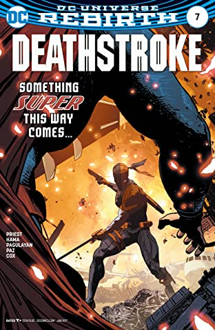 Deathstroke (2016-) No.7