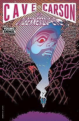 Cave Carson Has a Cybernetic Eye (2016-2017) #2