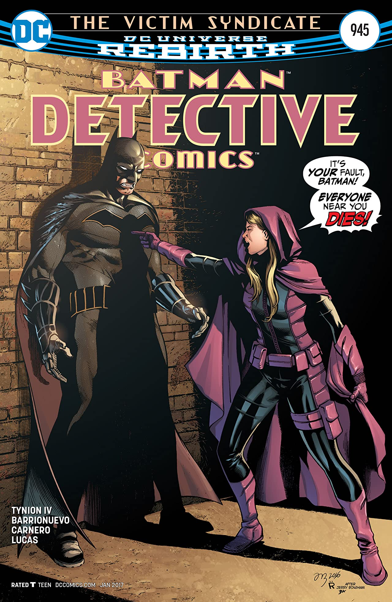 Detective Comics (2016-) #945