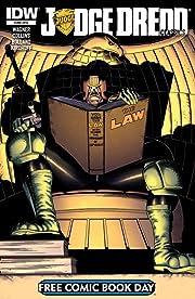 Judge Dredd: FCBD Special