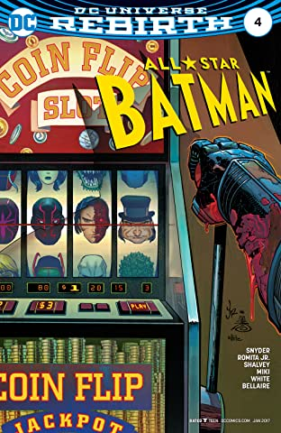 All-Star Batman (2016-2017) #4