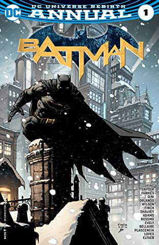 Batman (2016-) Annual No.1