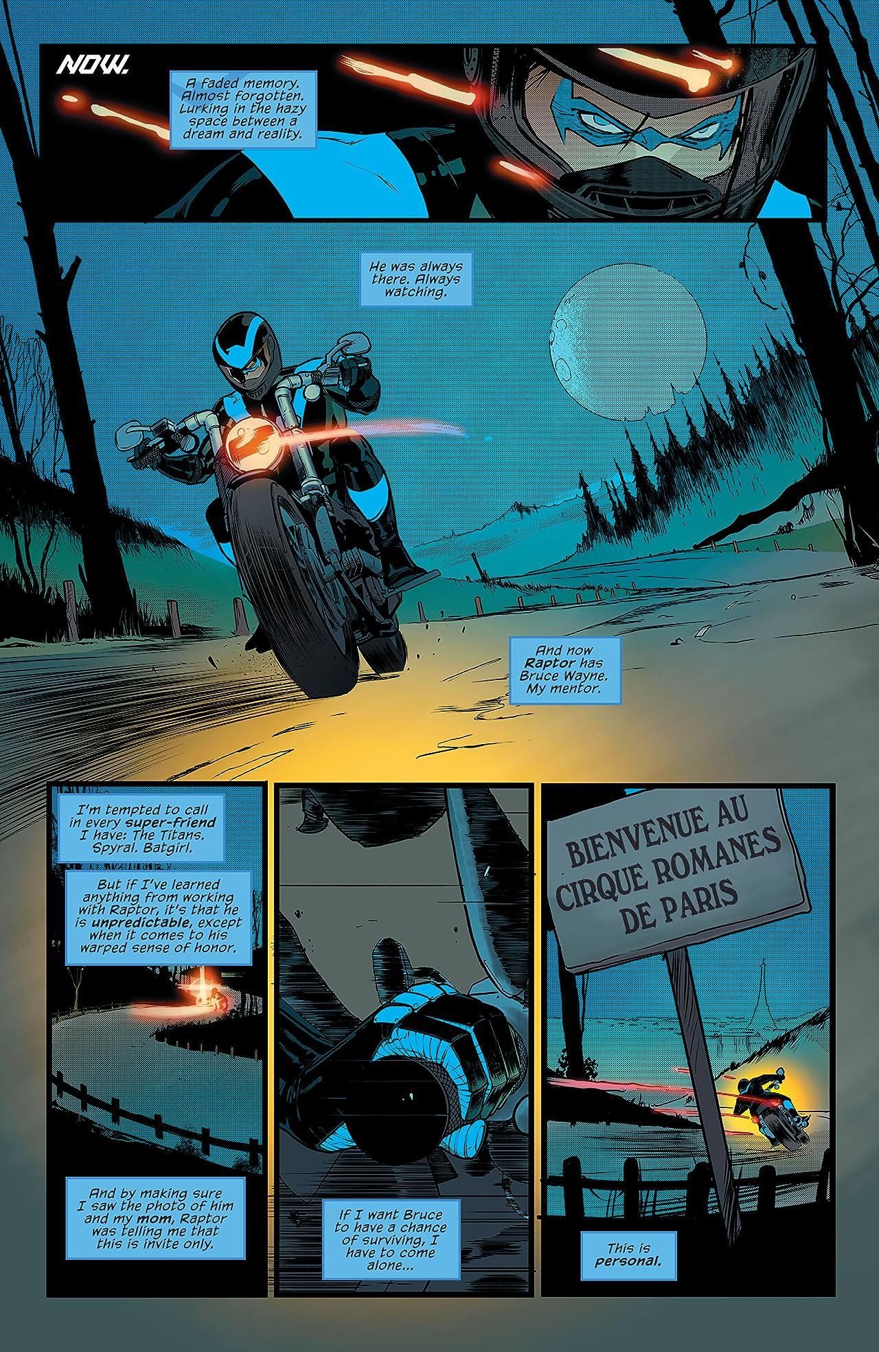 Nightwing (2016-) #8