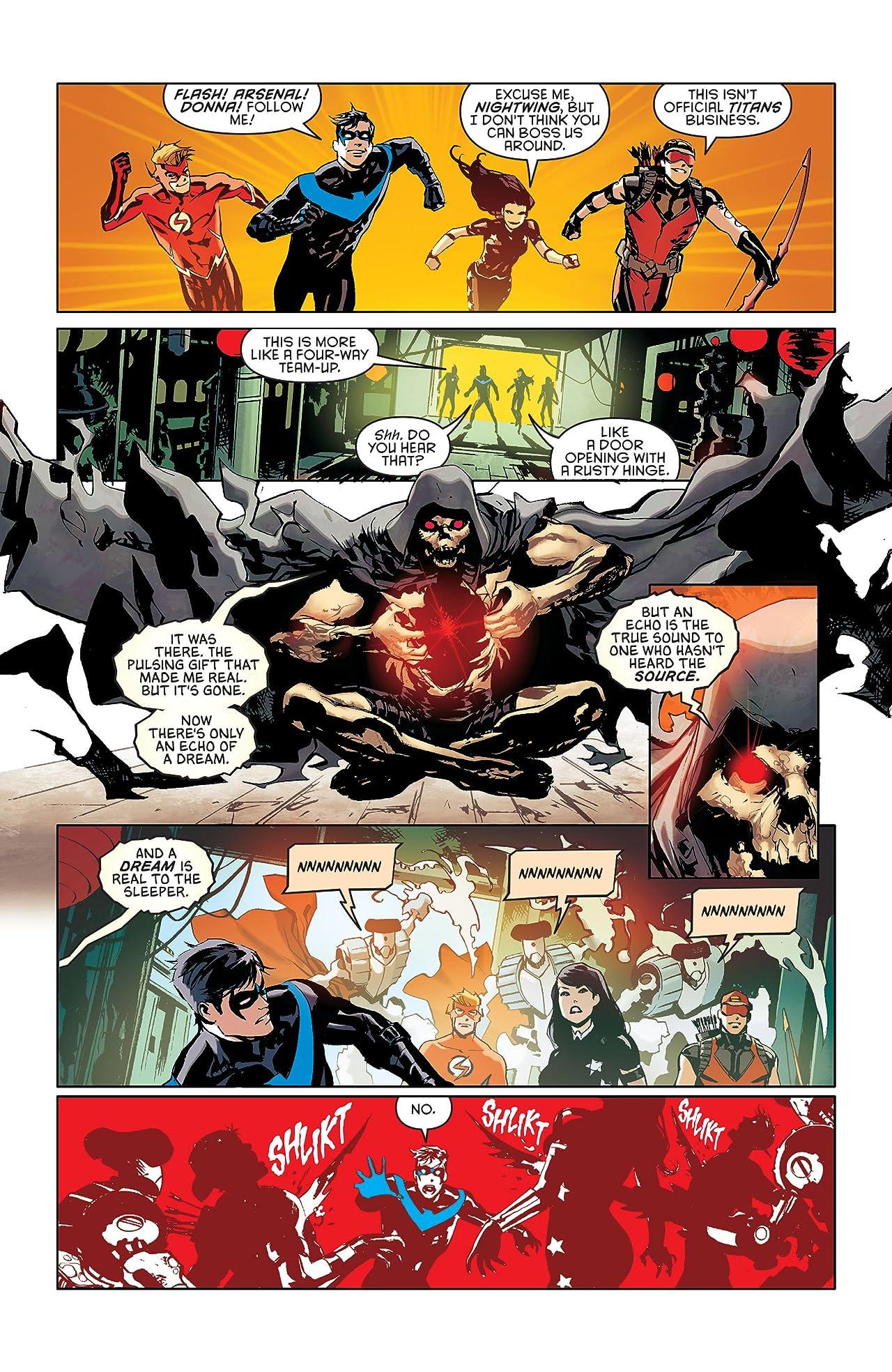 Nightwing (2016-) #9
