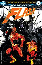 The Flash (2016-) #10
