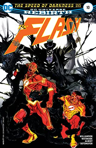 The Flash (2016-) No.10