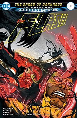 The Flash (2016-) #11