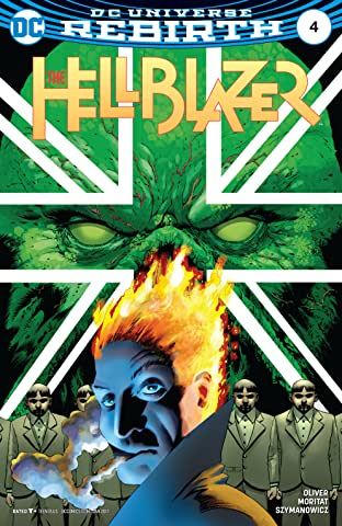 The Hellblazer (2016-2018) #4