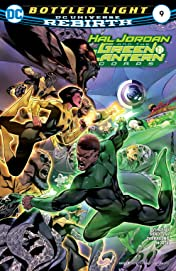 Hal Jordan and The Green Lantern Corps (2016-) #9