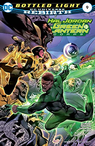Hal Jordan and the Green Lantern Corps (2016-2018) #9