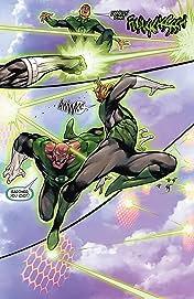 Hal Jordan and The Green Lantern Corps (2016-) #9