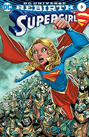 Supergirl (2016-) No.3