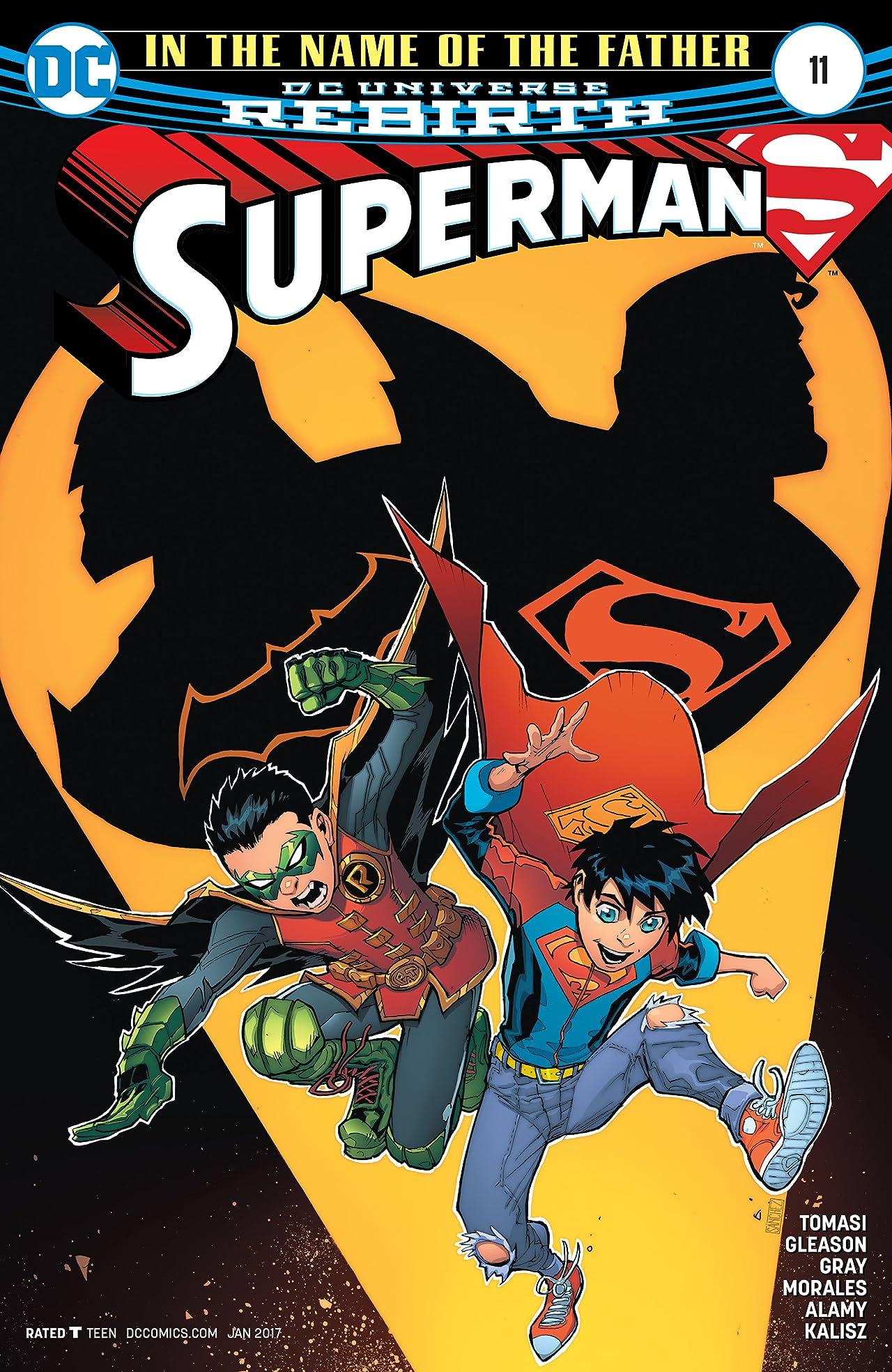 Superman (2016-) #11
