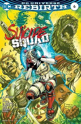 Suicide Squad (2016-2019) #6