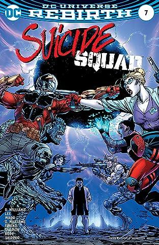 Suicide Squad (2016-2019) No.7