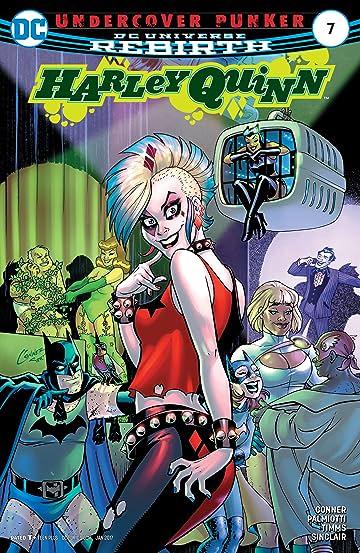 Harley Quinn (2016-) #7