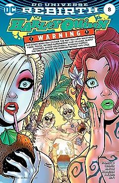Harley Quinn (2016-) #8