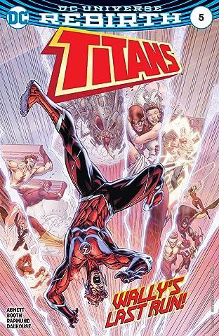 Titans (2016-2019) #5