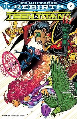 Teen Titans (2016-) #2