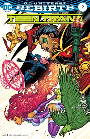Teen Titans (2016-) No.2