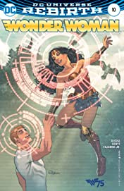 Wonder Woman (2016-) No.10