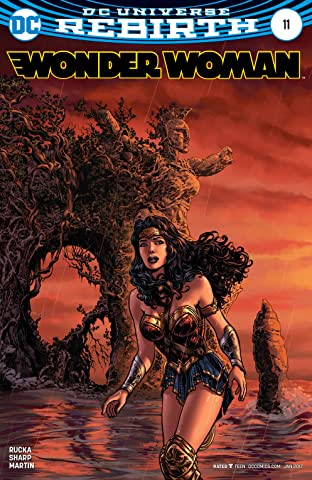 Wonder Woman (2016-) No.11