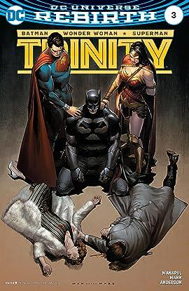 Trinity (2016-2018) #3