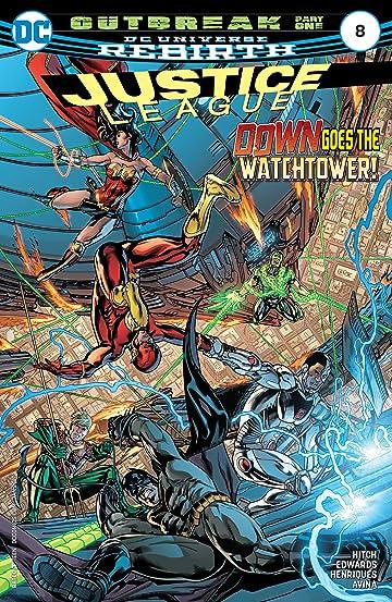 Justice League (2016-) No.8