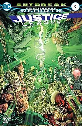 Justice League (2016-2018) #9