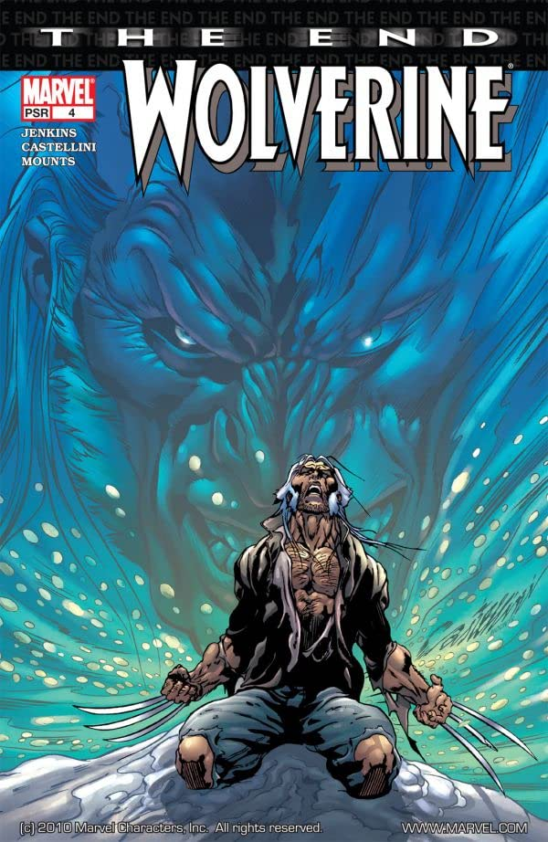 Wolverine: The End #4