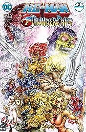 He-Man/Thundercats (2016-2017) #2