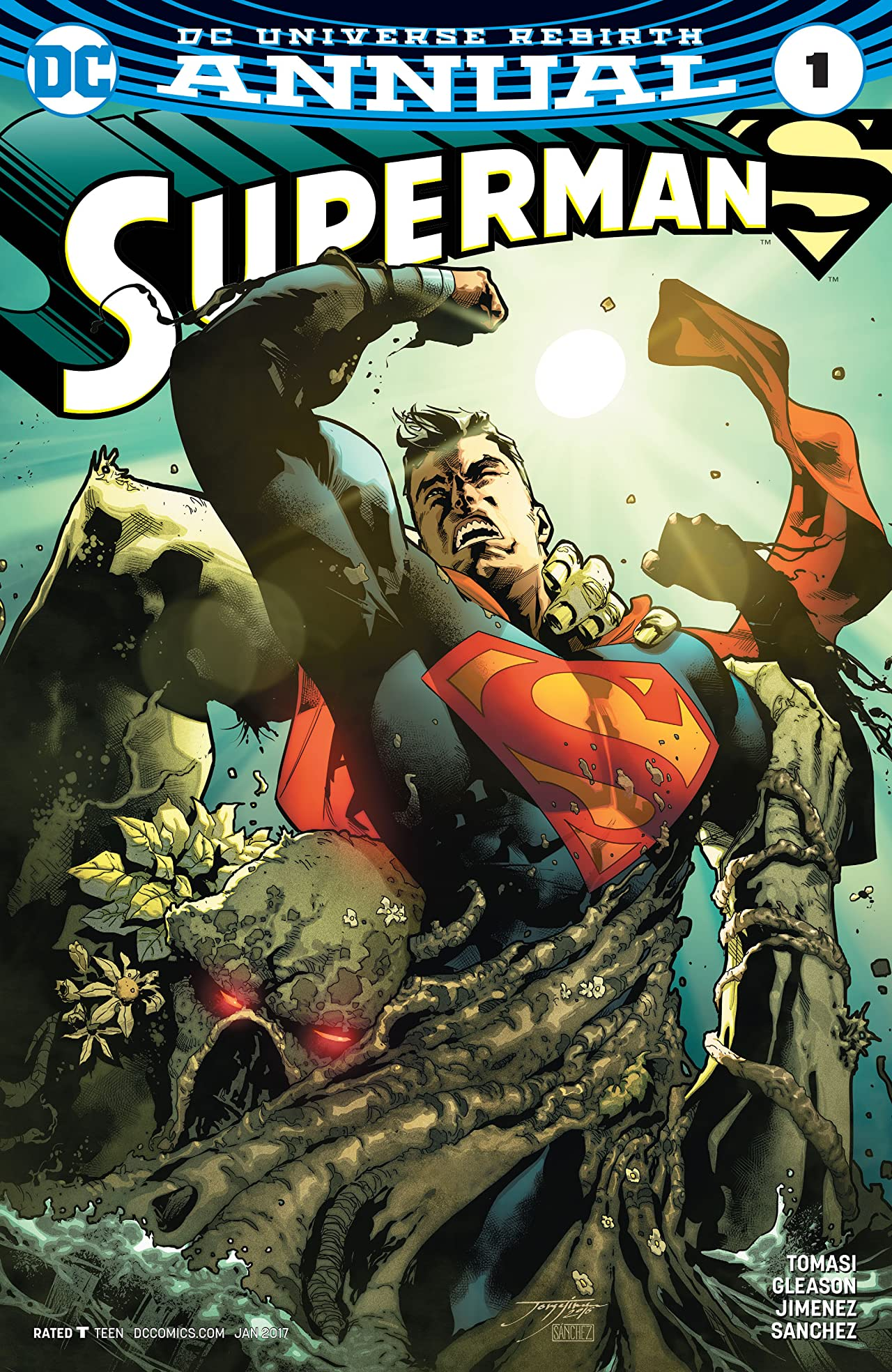 Superman (2016-) Annual #1