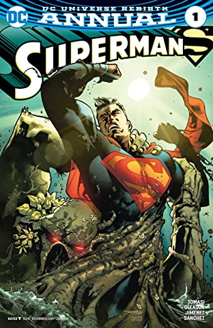 Superman (2016-2018) Annual No.1