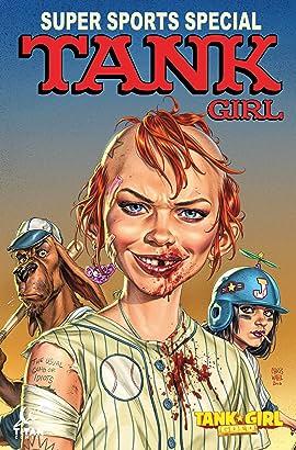 Tank Girl: Gold #2