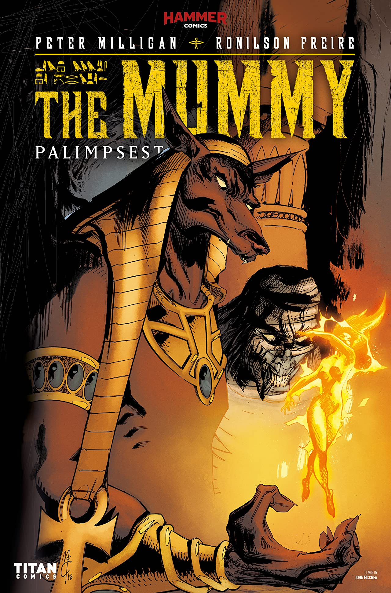 The Mummy #1